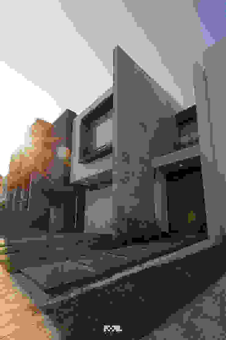 2M Arquitectura 房子