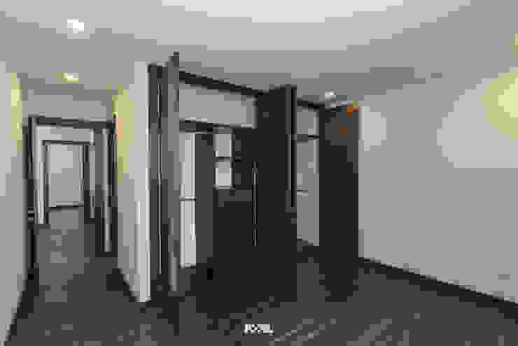 2M Arquitectura 更衣室