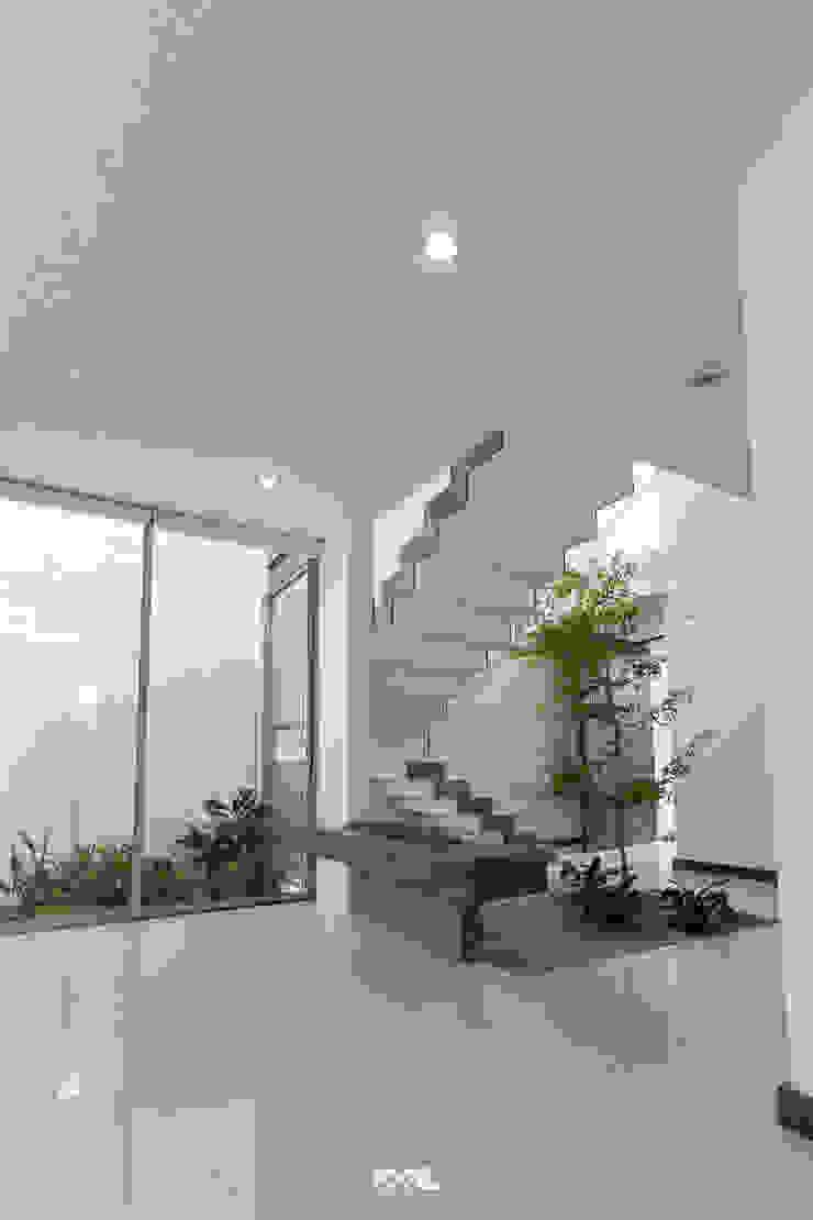 2M Arquitectura 牆面