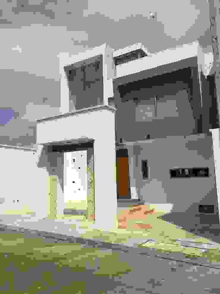 Fachada General Casas modernas de Cahtal Arquitectos Moderno