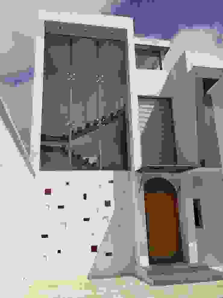 Fachada Principal Casas modernas de Cahtal Arquitectos Moderno