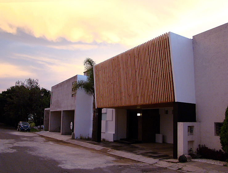casa VIC Casas modernas de NonWarp Moderno