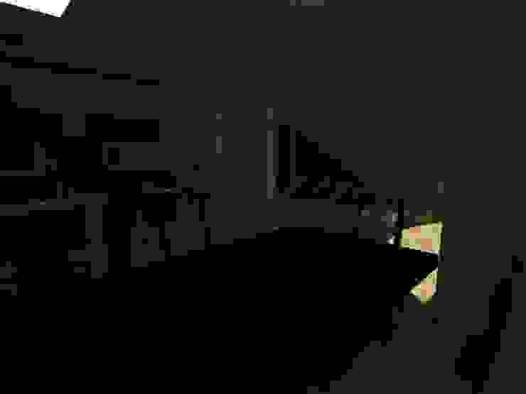 Modern Dining Room by MVarquitectos Modern