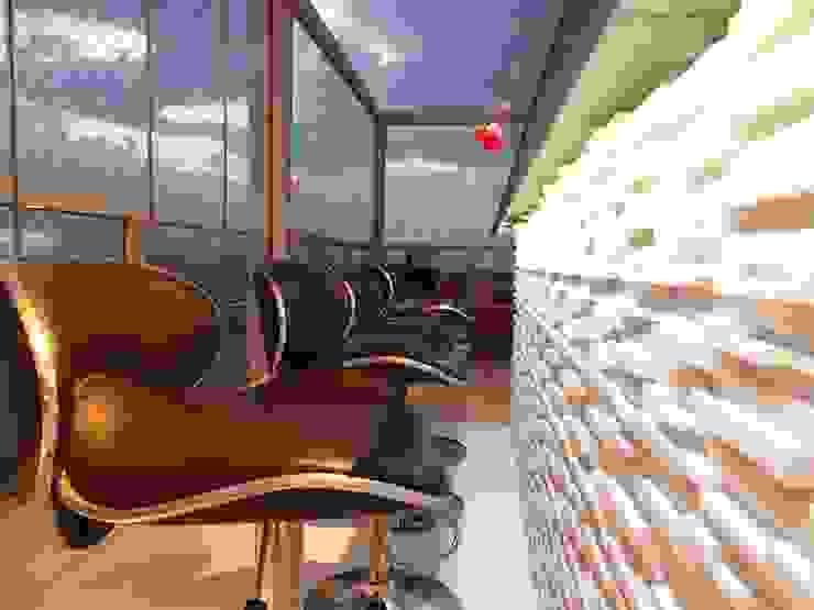Moderne Esszimmer von Paula Carvalho Arquitetura Modern