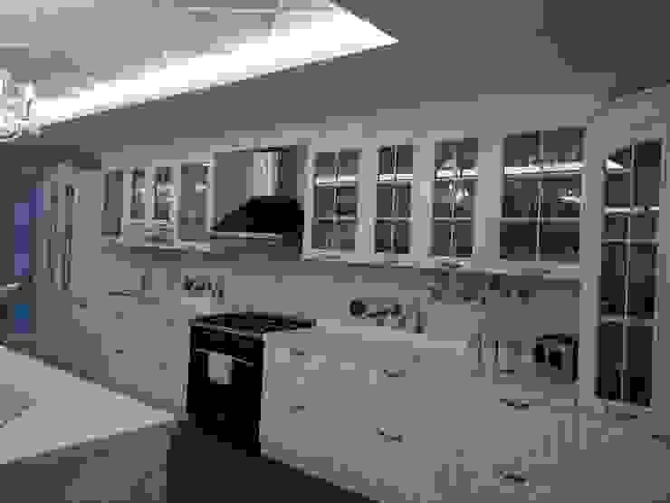 ORJİNAL MOBİLYA ORJİNAL MOBİLYA DEKORASYON Rustik Mutfak Ahşap Beyaz