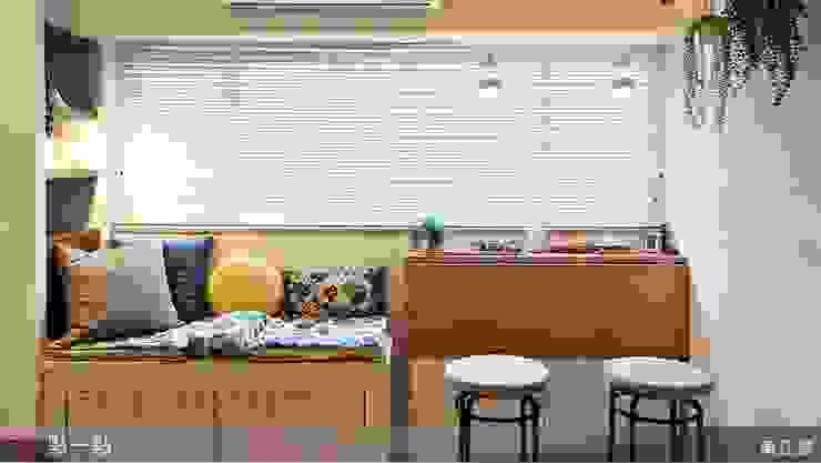 Phòng khách by iDiD點一點設計