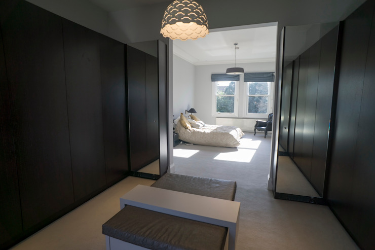 RYDENS ROAD Chambre classique par Concept Eight Architects Classique
