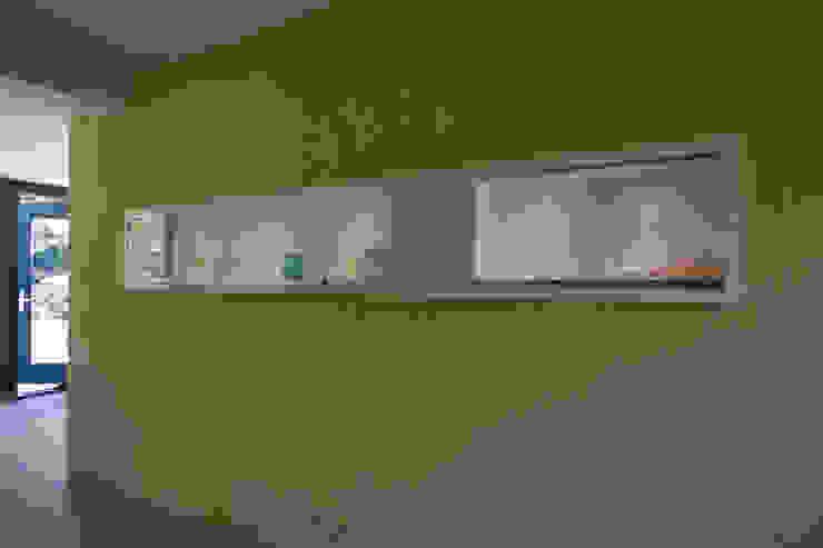 Vitrine Moderne muren & vloeren van De E-novatiewinkel Modern Hout Hout