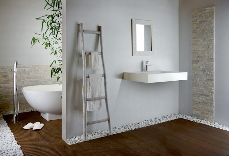 Modern Bathroom by FRISONE SRL Modern Metal