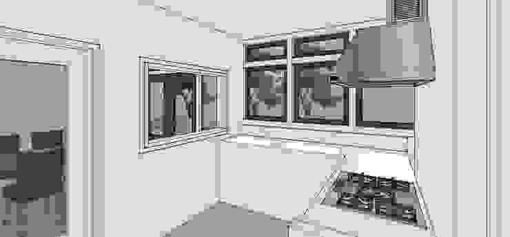 Keuken/tuin Klassieke keukens van De E-novatiewinkel Klassiek Hout Hout