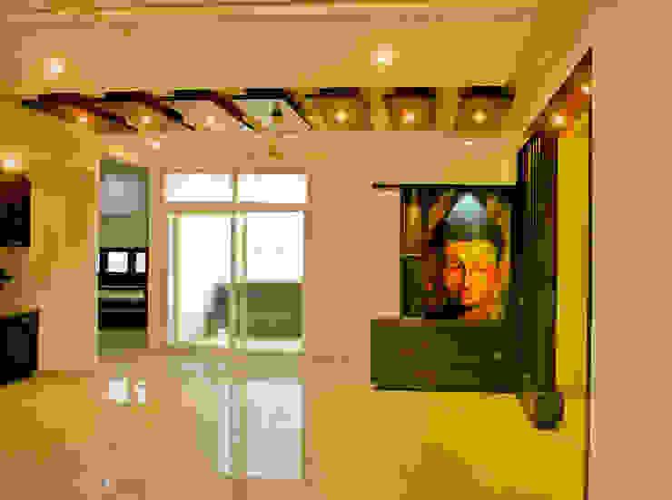 Salones de estilo  de Space Collage, Moderno