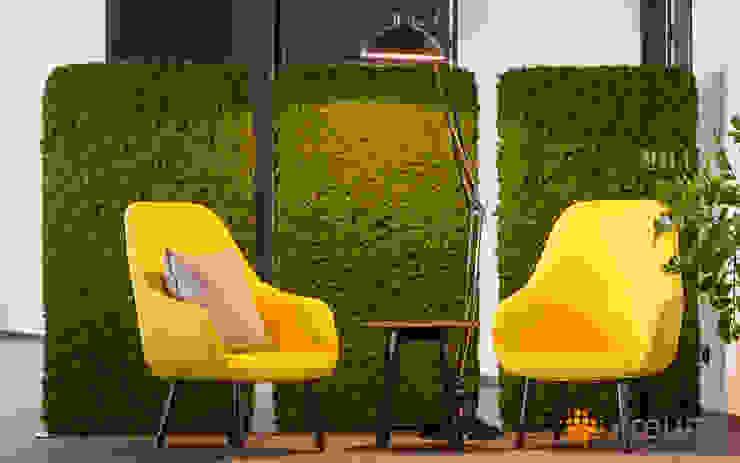 Freund GmbH Oficinas y tiendas Verde