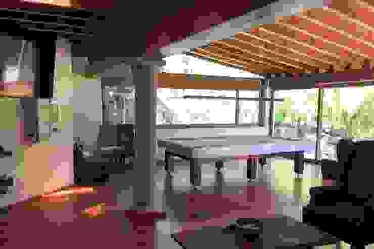 Salón de Juegos de Arquitectura MAS Moderno
