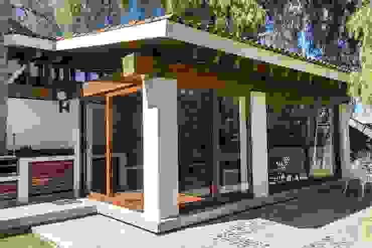Moderne Häuser von Arquitectura MAS Modern