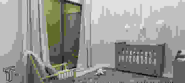 DLLL Modern Kid's Room by TAMEN arquitectura Modern