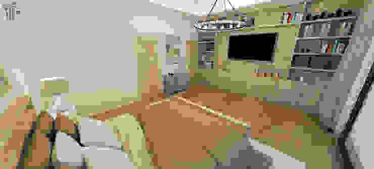 DLLL Modern Bedroom by TAMEN arquitectura Modern