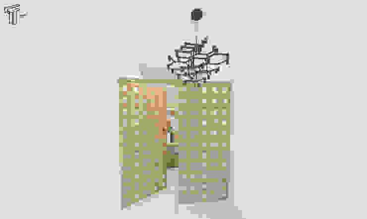 DLLL Modern Windows and Doors by TAMEN arquitectura Modern