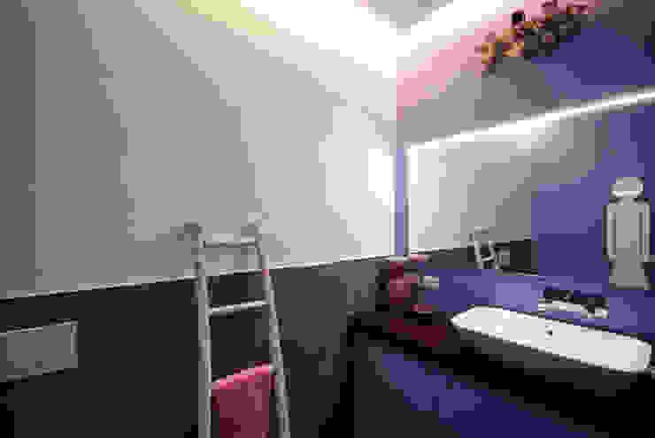 Salle de bains de style  par Architetto Francesco Franchini