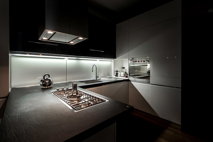 Architetto Francesco Franchini Modern kitchen