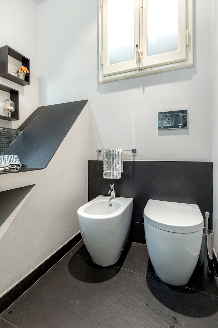 Modern bathroom by Architetto Francesco Franchini Modern