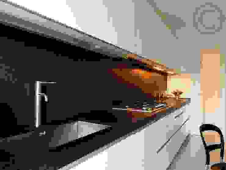 Zeno Pucci+Architects Modern kitchen