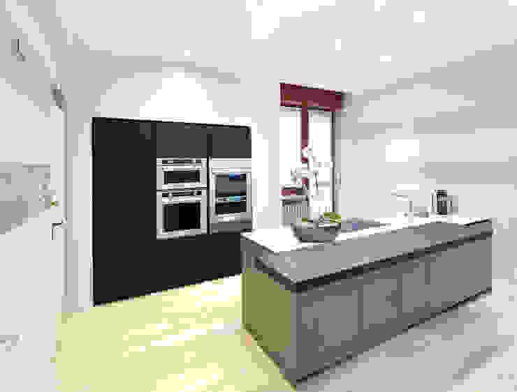 Cucina Cucina moderna di architetto roberta castelli Moderno