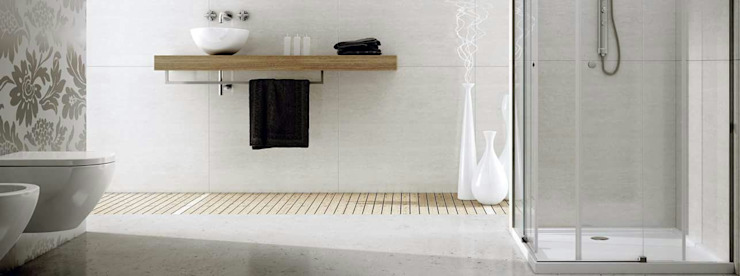 Baño 1 Baños modernos de TODO PARA LA DUCHA Moderno