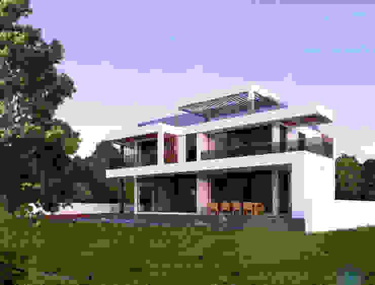 Moradia Golf Course Vilamoura - Portugal - Arquimoura por ARQUIMOURA Moderno