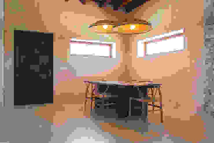 Mediterranean style dining room by homify Mediterranean