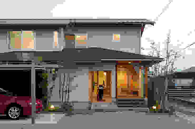 根據 竹内建築設計事務所 隨意取材風