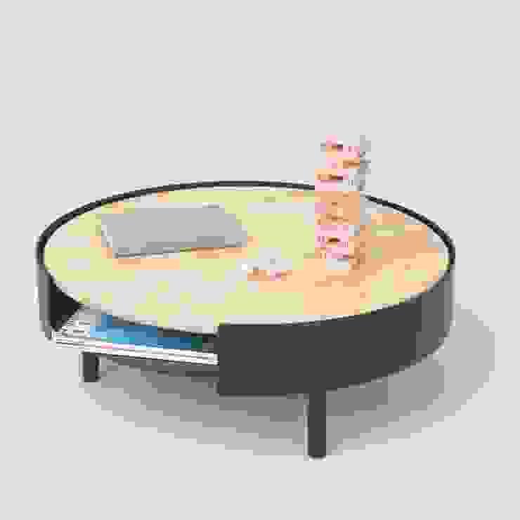Coco Coffee Table: modern  by Joe Paine , Modern Metal