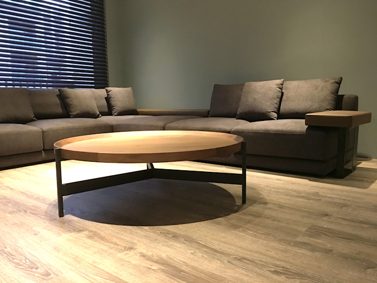 興禾國際家具設計: 斯堪的納維亞  by 興禾國際家具設計有限公司, 北歐風