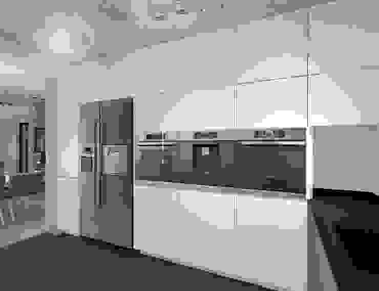 Modern style kitchen by Kołodziej & Szmyt Projektowanie wnętrz Modern