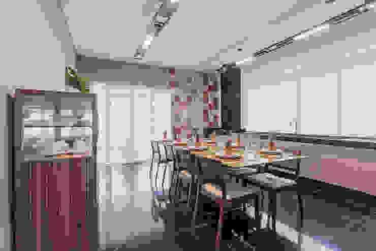 Comedores de estilo moderno de CAMILA FERREIRA ARQUITETURA E INTERIORES Moderno