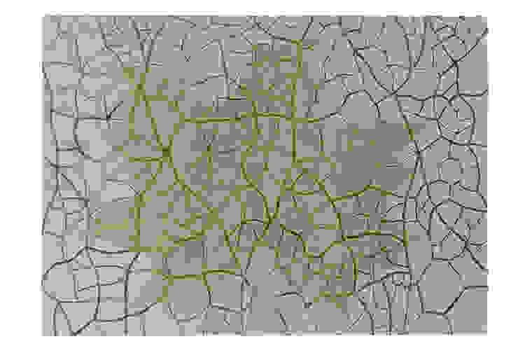 Deirdre Dyson MAPLE hand knotted wool and silk rug Deirdre Dyson Carpets Ltd Walls & flooringCarpets & rugs