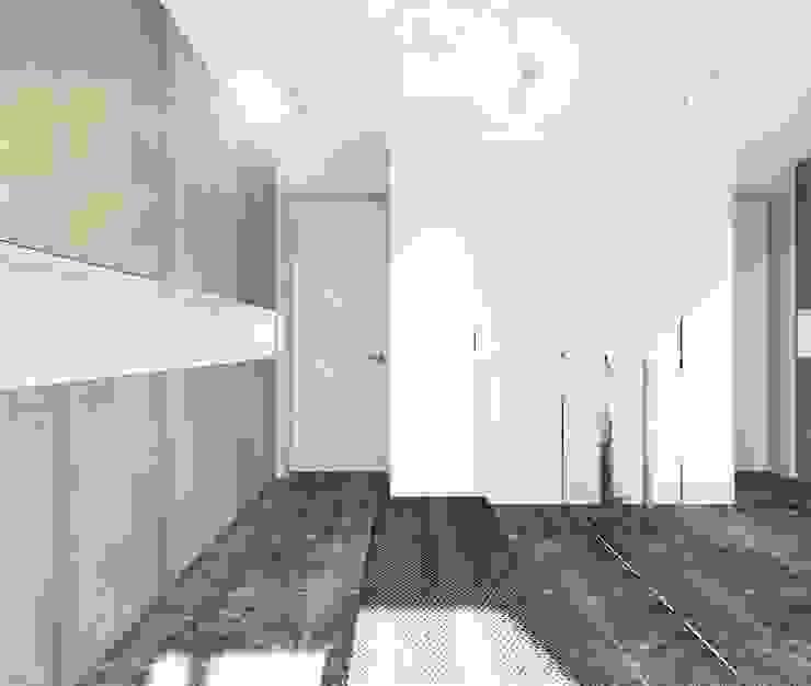 Modern style dressing rooms by Kołodziej & Szmyt Projektowanie wnętrz Modern