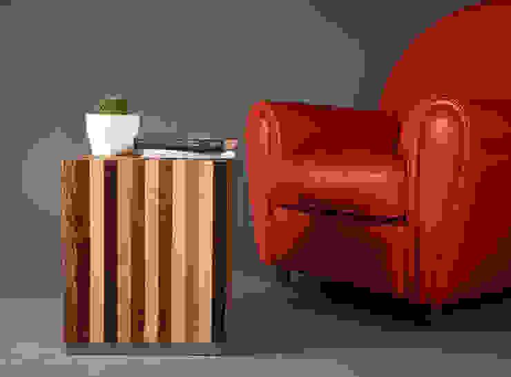 غرفة نوم تنفيذ Ebanisteria Cavallaro, تبسيطي خشب Wood effect