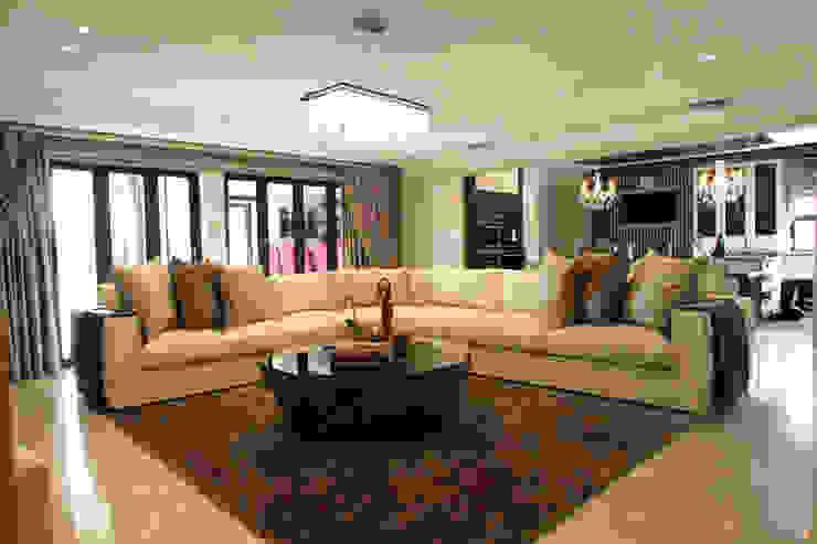 Livings de estilo clásico de Tru Interiors Clásico