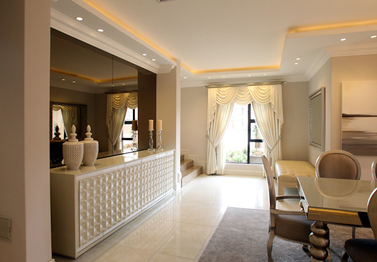 Ebotse Estate Classic style dining room by Tru Interiors Classic