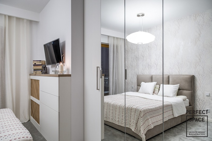 Modern style bedroom by Perfect Space Modern