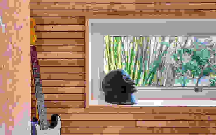 Studio Retreat, New Orleans by studioWTA Minimalist
