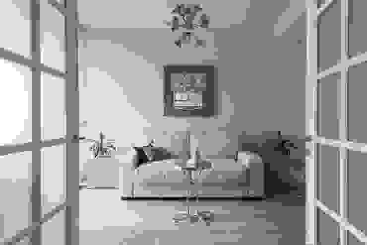 Coconut - романтический лофт Рабочий кабинет в стиле лофт от Irina Derbeneva Лофт