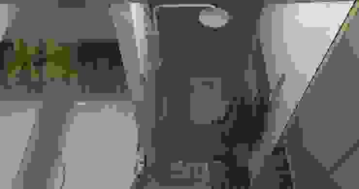 DW SIGN Pracownia Architektury Wnętrz Modern Banyo