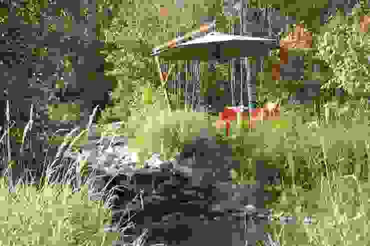 Jardines de estilo moderno de Irina Derbeneva Moderno
