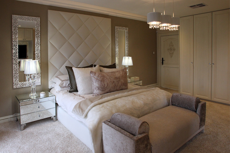Guest Bedroom by Tru Interiors Classic
