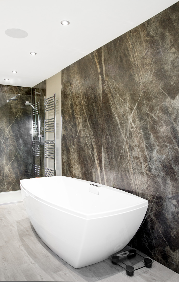Bathroom Bliss Link It Solutions Ltd Bagno moderno