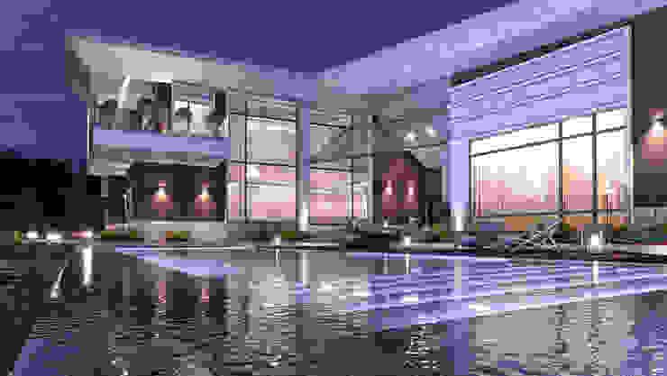 Pivot house: Дома в . Автор – BOOS architects,