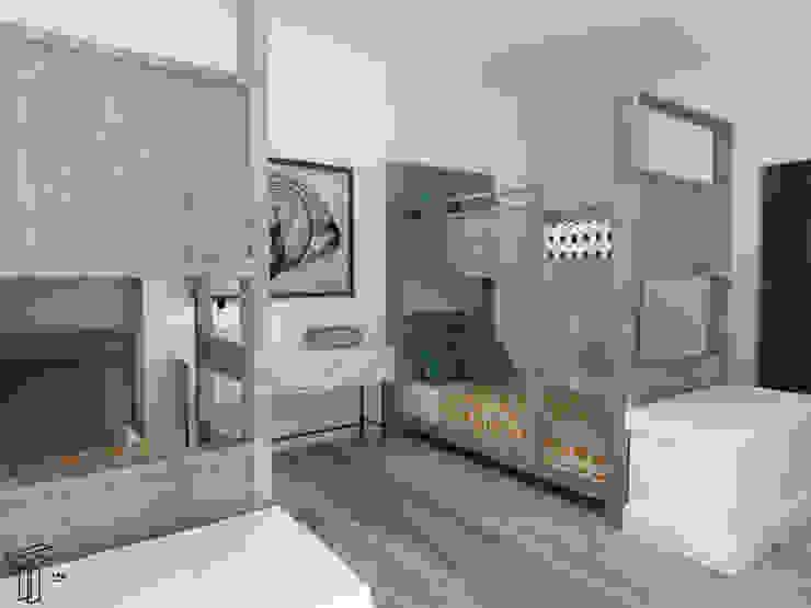 CO Modern Kid's Room by TAMEN arquitectura Modern