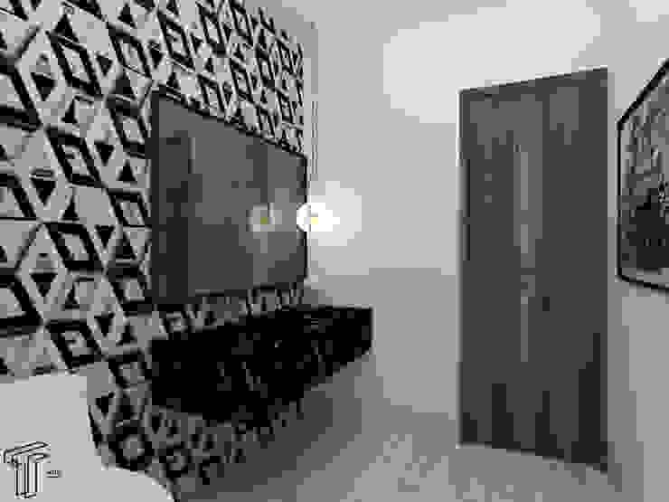 CO Modern Bathroom by TAMEN arquitectura Modern