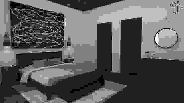 TAMEN arquitectura ห้องนอน